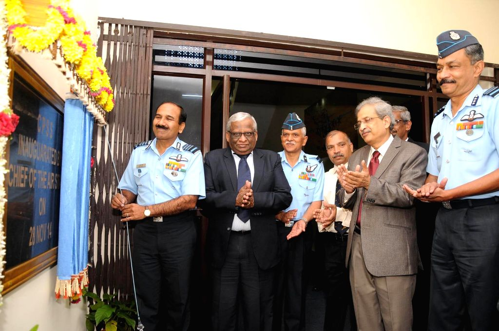 The Chief of the Air Staff, Air Chief Marshal Arup Raha inaugurates the Computerised Pilot Selection System (CPSS) developed jointly by the DRDO and IAF, at Air Force Selection Board (AFSB), .
