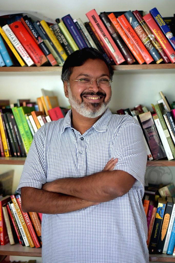 Mythology connects us to our roots: Devdutt Pattanaik.
