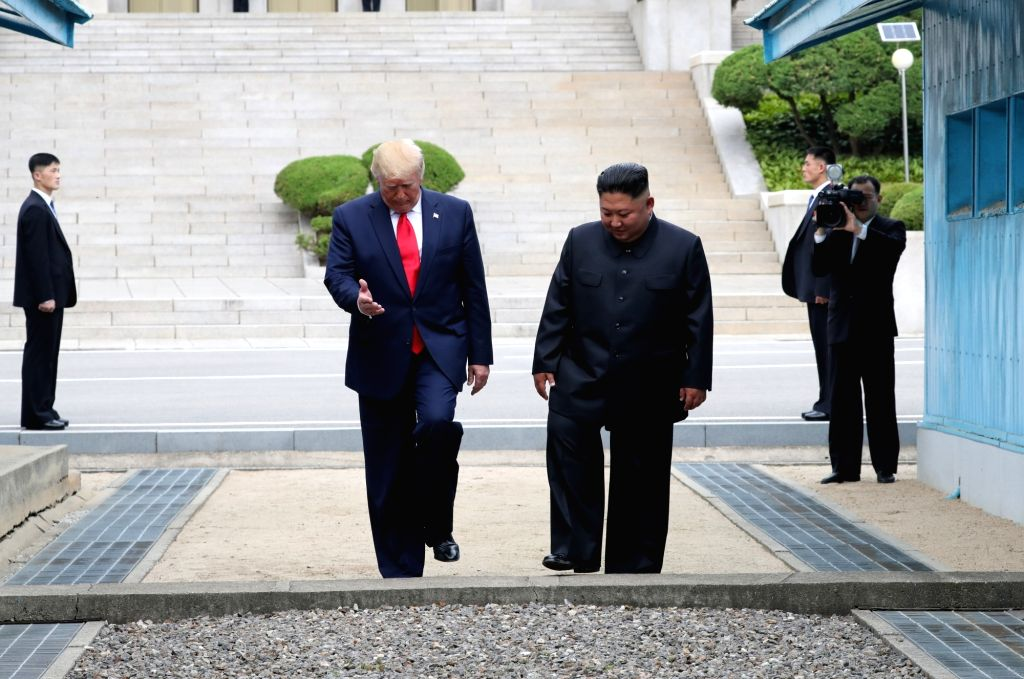 N.Korea again rejects possibility of talks with US