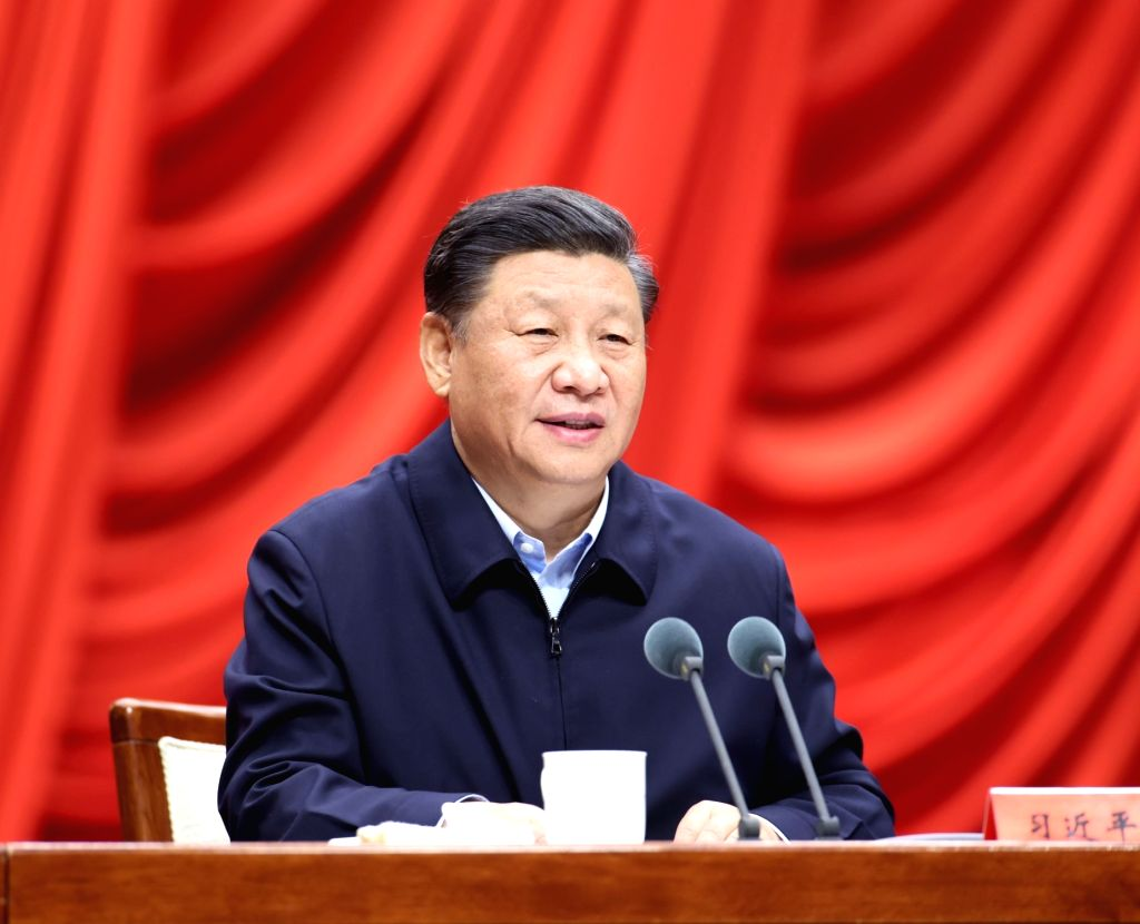 """N0ew Delhi, Oct 14 (IANS) At a time when the seventh round of India and China military talks to resolve the border disputes in Eastern Ladakh have ended in a deadlock, Chinese President Xi Jinping has told his soldiers, """"We must put all our minds and"""