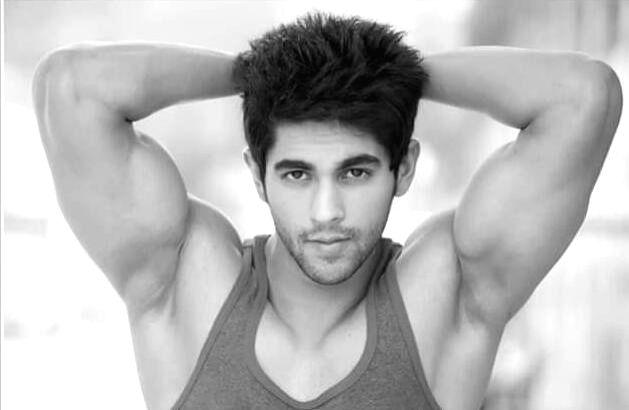 Naagin' actor Lakshay Khurana is 'shy guy' off-screen. - Lakshay Khurana