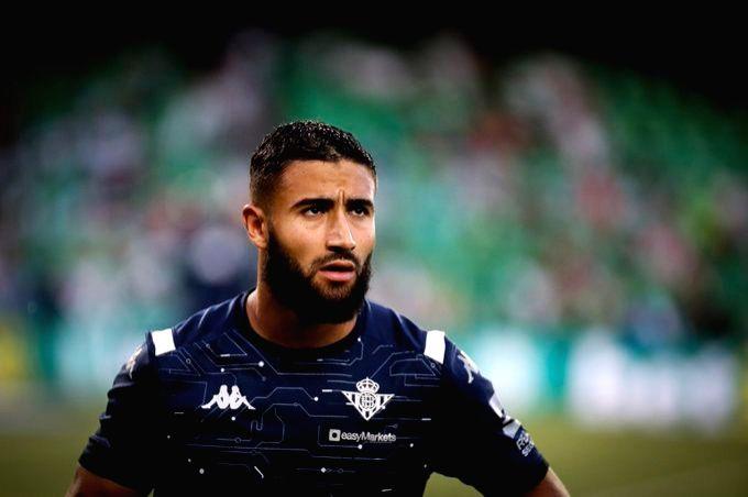 Nabil Fekir.