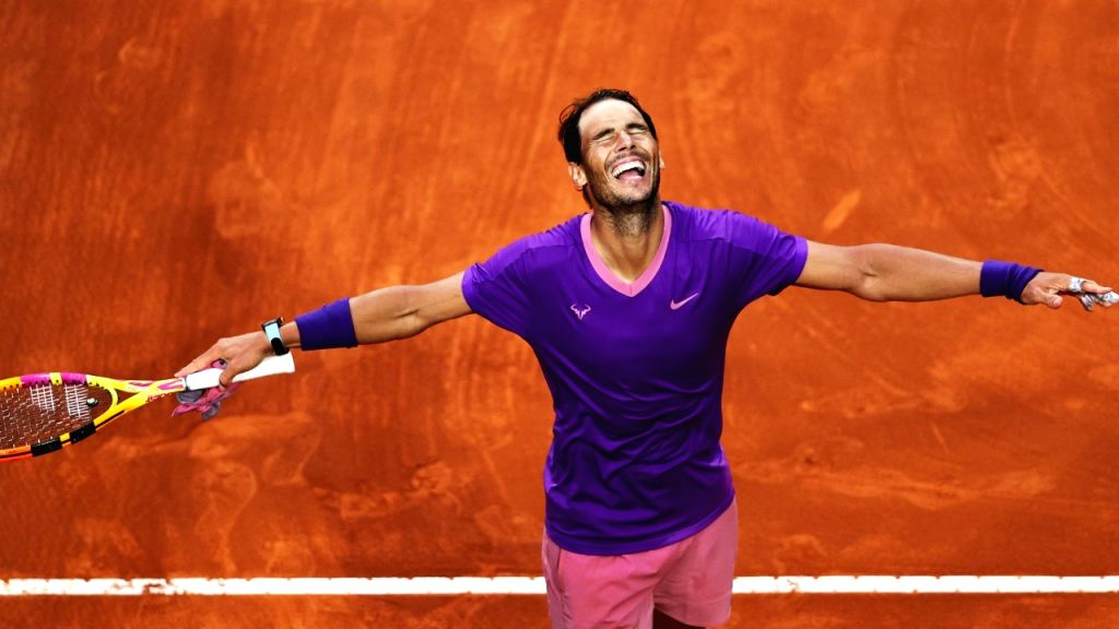 Nadal beats Djokovic for 10th Rome Open title (Lead)