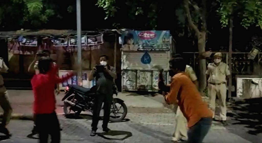 Nagin Dance punishment for flouting lockdown guidelines