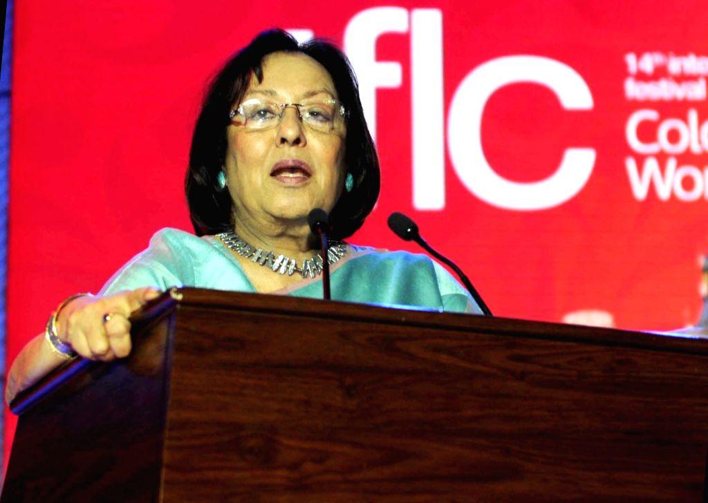 Najma A. Heptulla.(Photo: IANS/PIB) - Najma A. Heptulla