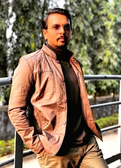 Namit Das has 'amazing' time shooting for 'Aafat-E-Ishq'