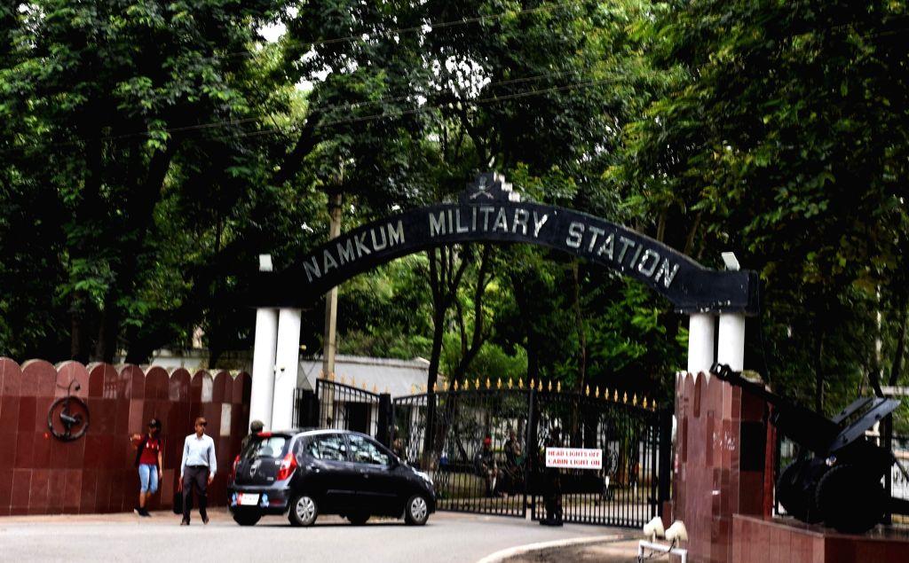 Namkum Military Station. (File Photo: IANS)