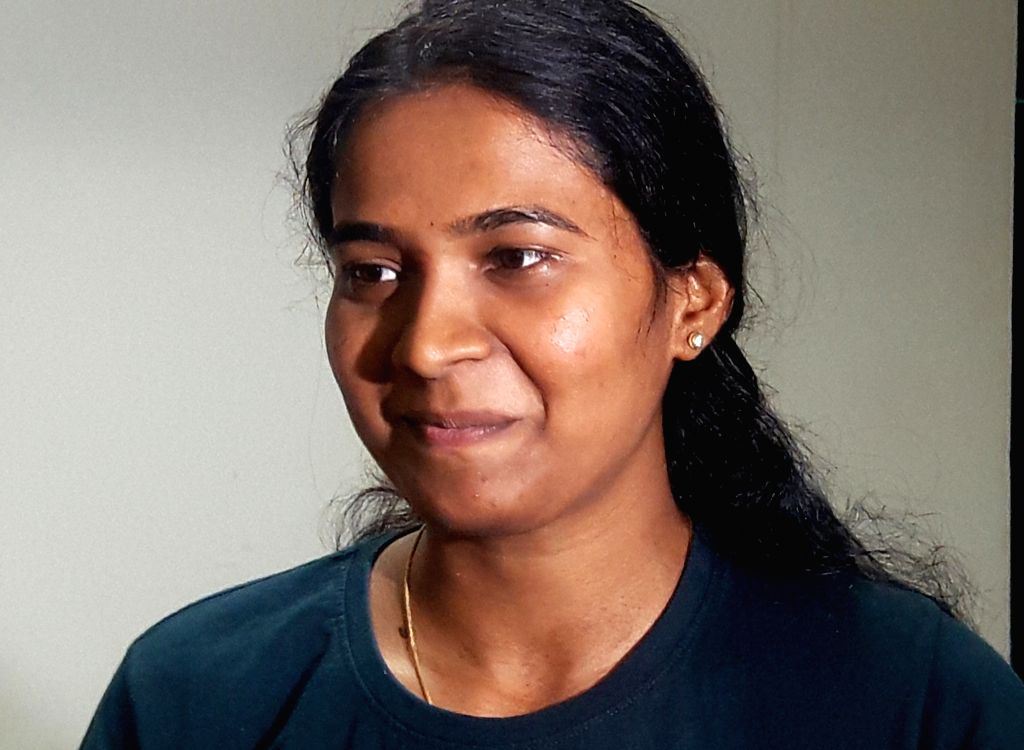Nandini K.R, who topped the Union Public Service Commission 2016 exams. (File Photo: IANS)