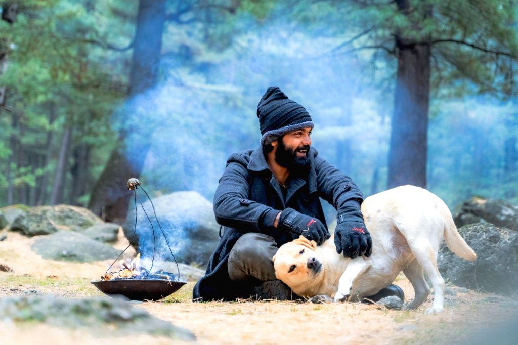 Nani unveils the teaser of Kannada hero Rakshit Shetty's '777 Charlie'. - Rakshit Shetty