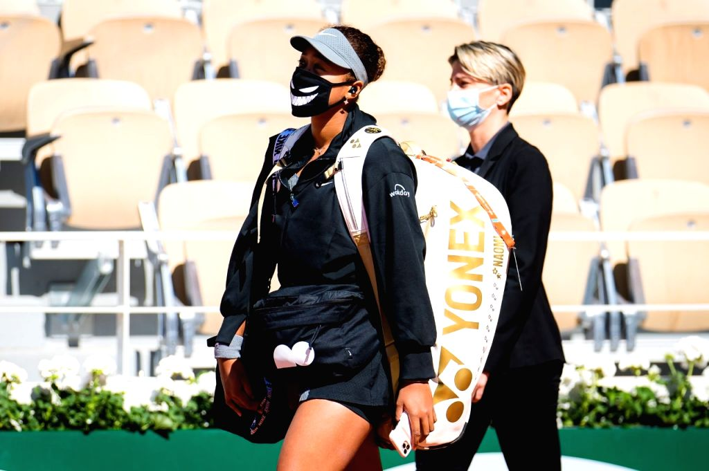 Naomi Osaka withdraws from Wimbledon.