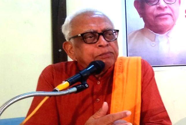 Narasingha Mishra. (File Photo: IANS) - Narasingha Mishra