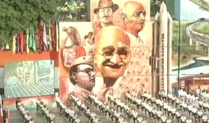 Narendra Modi's Mann Ki Baat with the Nation, 26 September 2021. - Narendra Modi