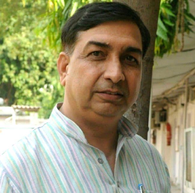 Naresh Sirohi.
