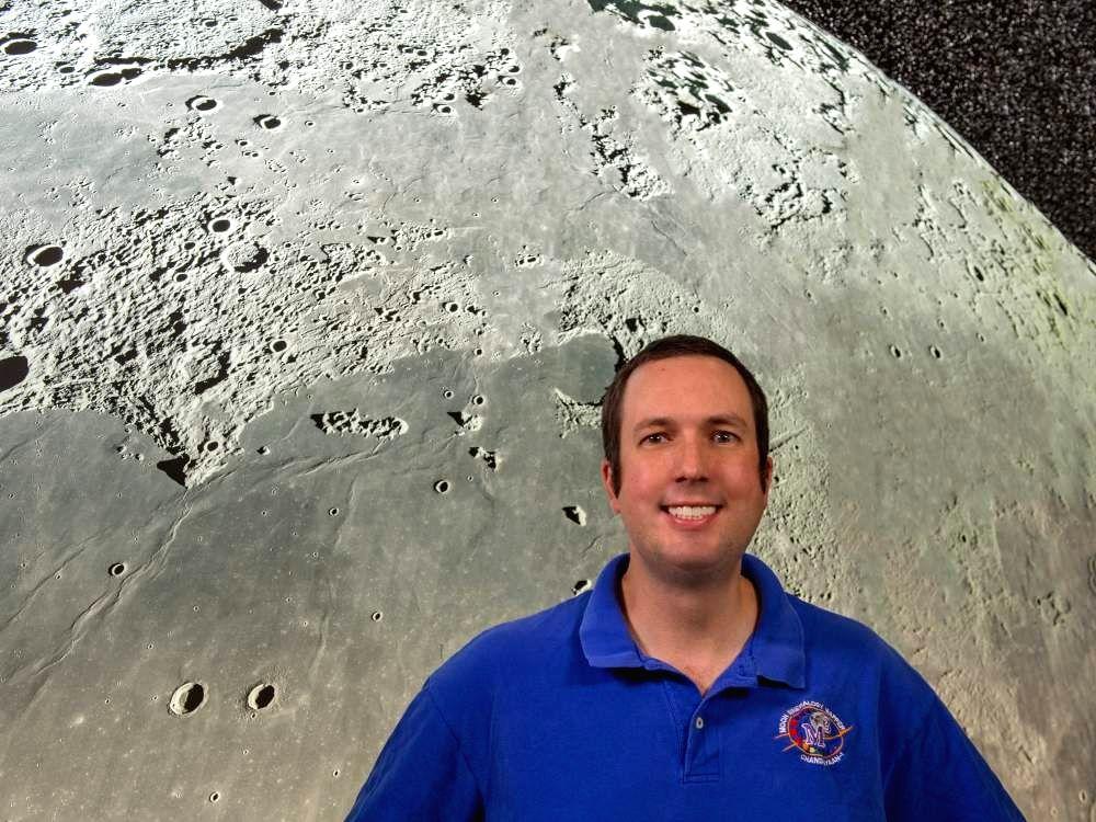 NASA's Lunar Reconnaissance Orbiter Projecct Scientist Noah Petro. (Photo: NASA/IANS)