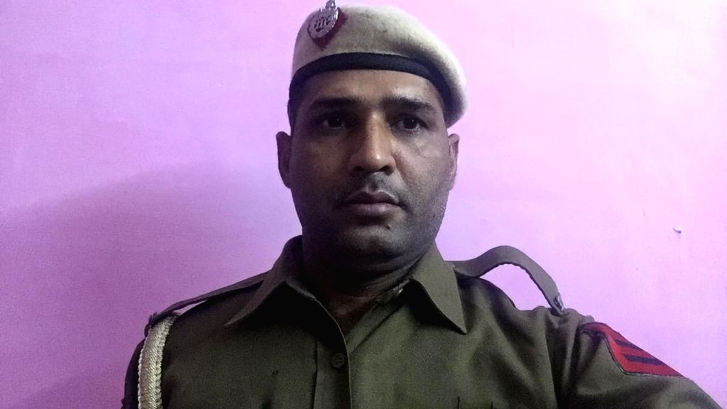 Nasir Hussain, the Delhi cop who arrested 83 proclaimed offenders.