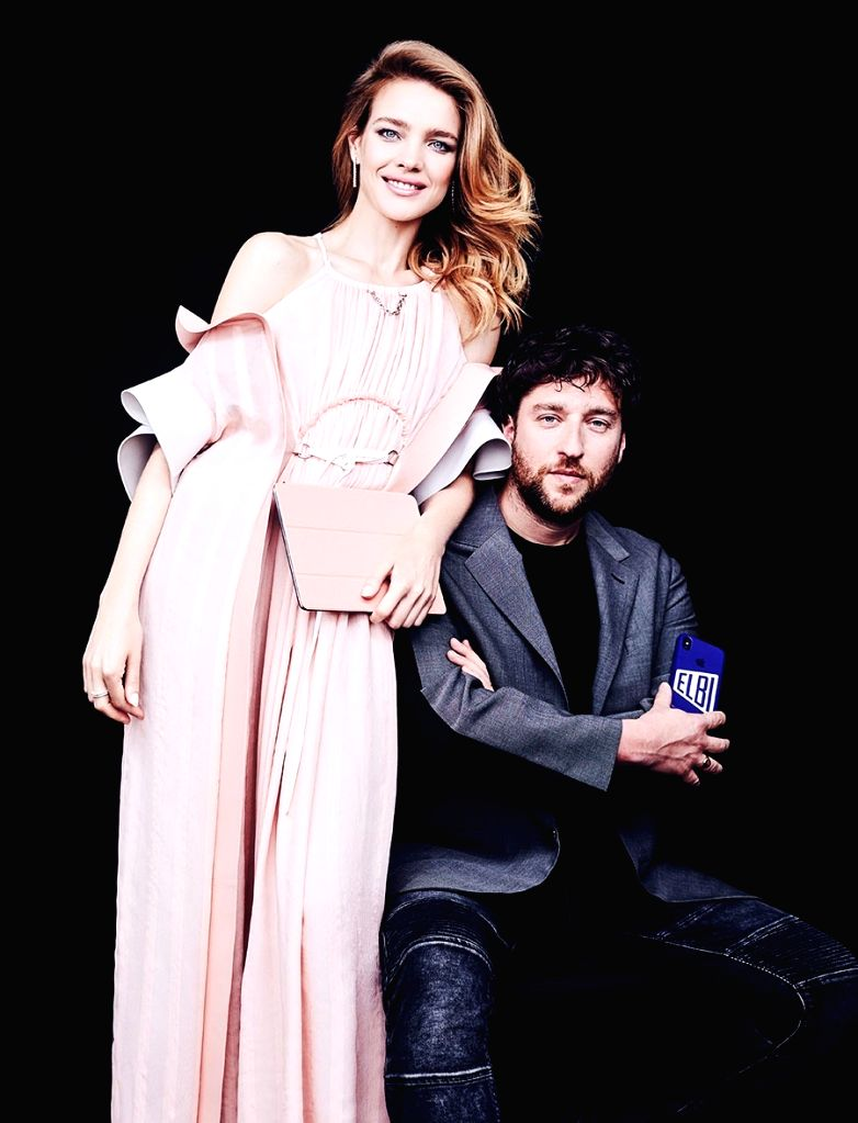 Natalia Vodianova fought poverty, and she's doing it again