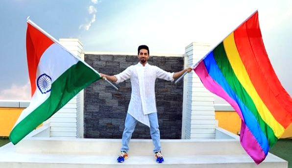 "National Award-winning actor Ayushmann Khurrana hopes that there always be equality in the country. ""Let equality triumph!Let's make this year all about spreading, sharing, and receiving ... - Ayushmann Khurrana"
