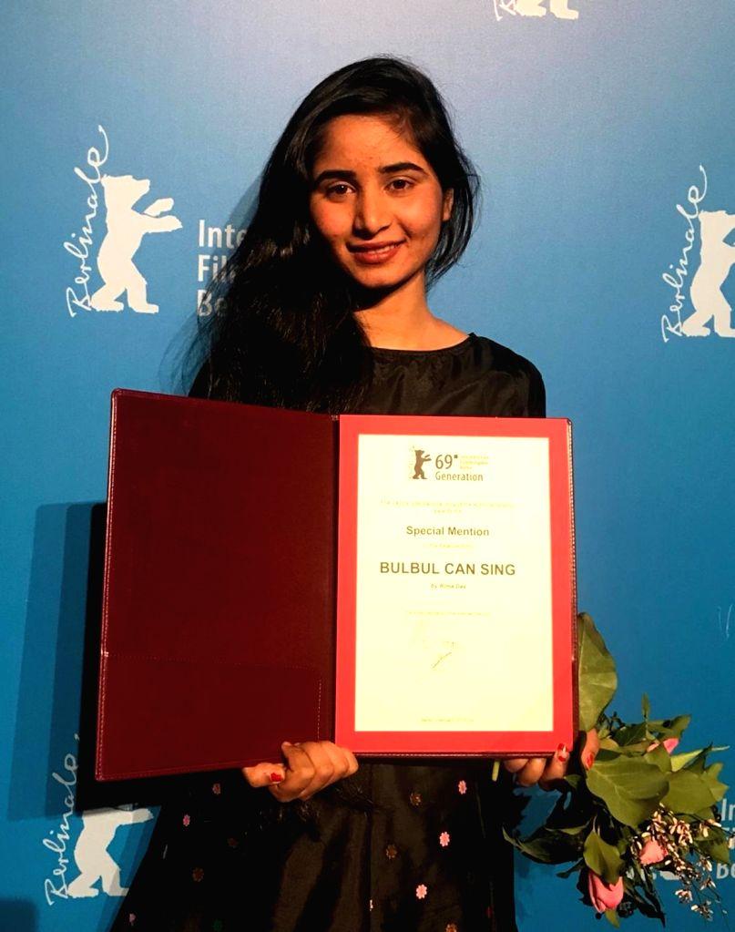 """National Award-winning filmmaker Rima Das' Assamese feature film """"Bulbul Can Sing"""" received a 'Special Mention' at the Berlin International Film Festival 2019."""
