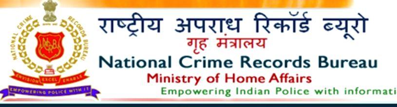 National Crime Records Bureau.
