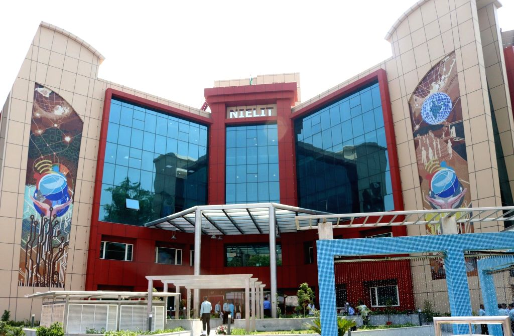 National Institute of Electronics and Information Technology (NIELIT) building. (File Photo: IANS)