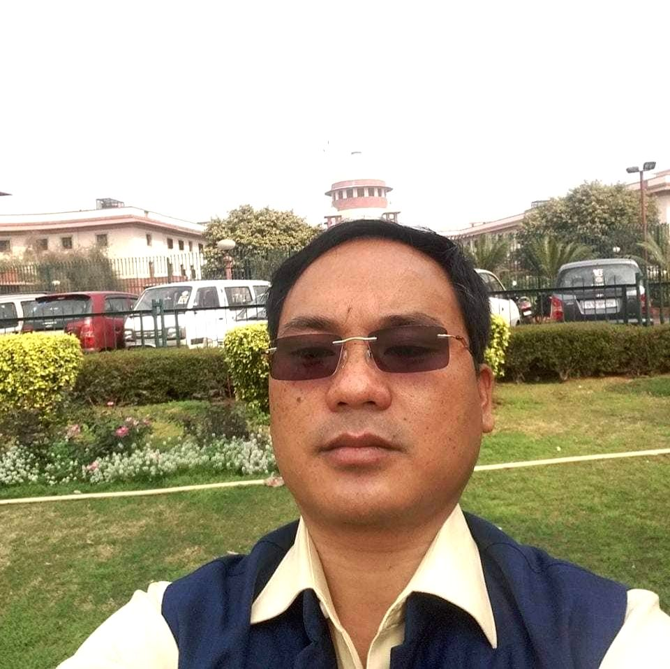 National People's Party (NPP) MLA from Arunachal Pradesh's Khonsa West Assembly constituency, Triong Aboh who was killed along with six others after suspected Naga militants fired at the vehicle they ...