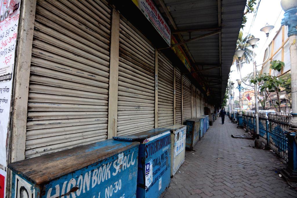 Nationwide trade union strike near total in Kerala
