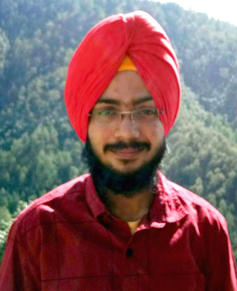 Navdeep Singh, a student from Punjab's Muktsar town has topped in the NEET entrance examination for admission to medical colleges. (File Photo: IANS) - Navdeep Singh