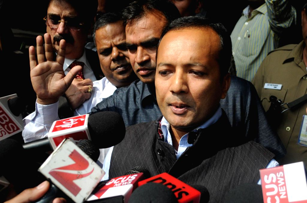 Naveen Jindal. (Photo: IANS)
