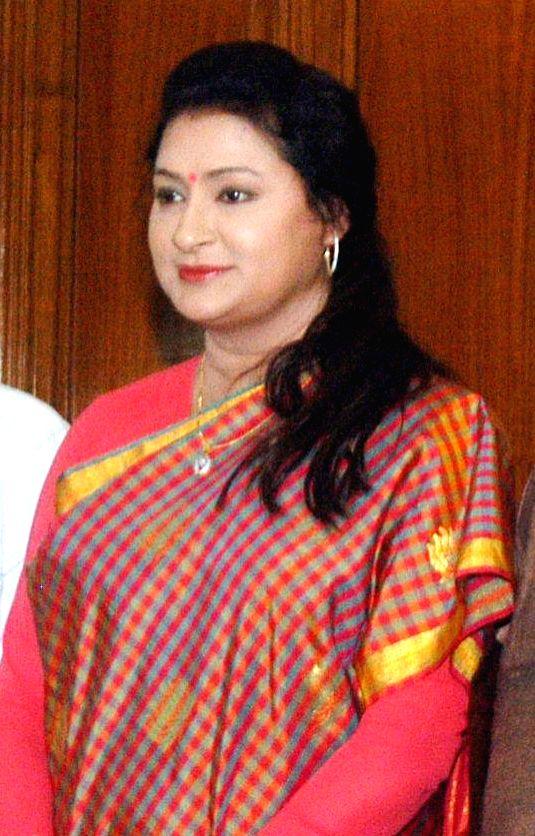 Nayna Bandyopadhyay, Trinamool Congress leader. (File Photo: IANS)