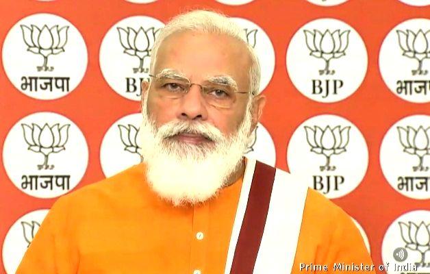 NDA govt created history in MSP hikes: Modi