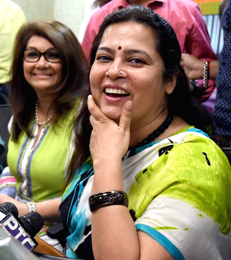 NDMC Chairperson Meenakshi Lekhi during an Organ Donation awareness programme at  NDMC Convention Centre in New Delhi, on Oct 27, 2016.