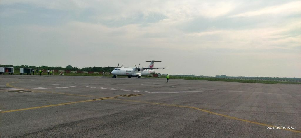NE India???s 15th airport to be operational Saturday
