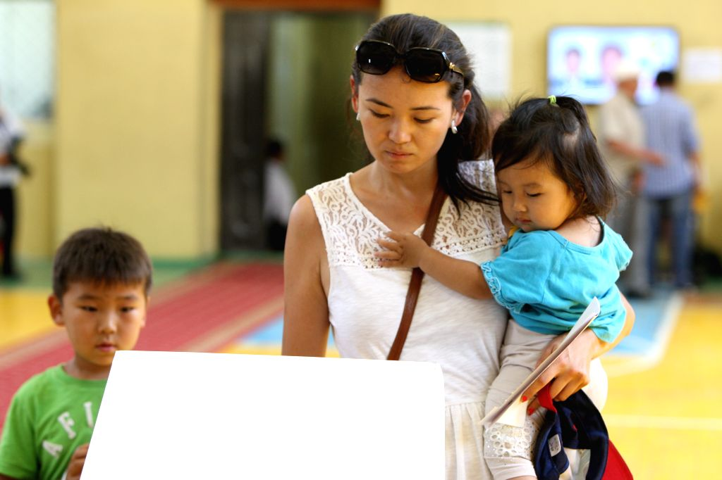 Nearly 13.4% turnout till 11 am in Mongolia's presidential poll (Ld)