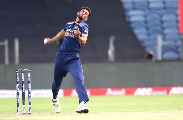 Need to improve bowling with the new ball: Prasidh Krishna . (Credit: BCCI)