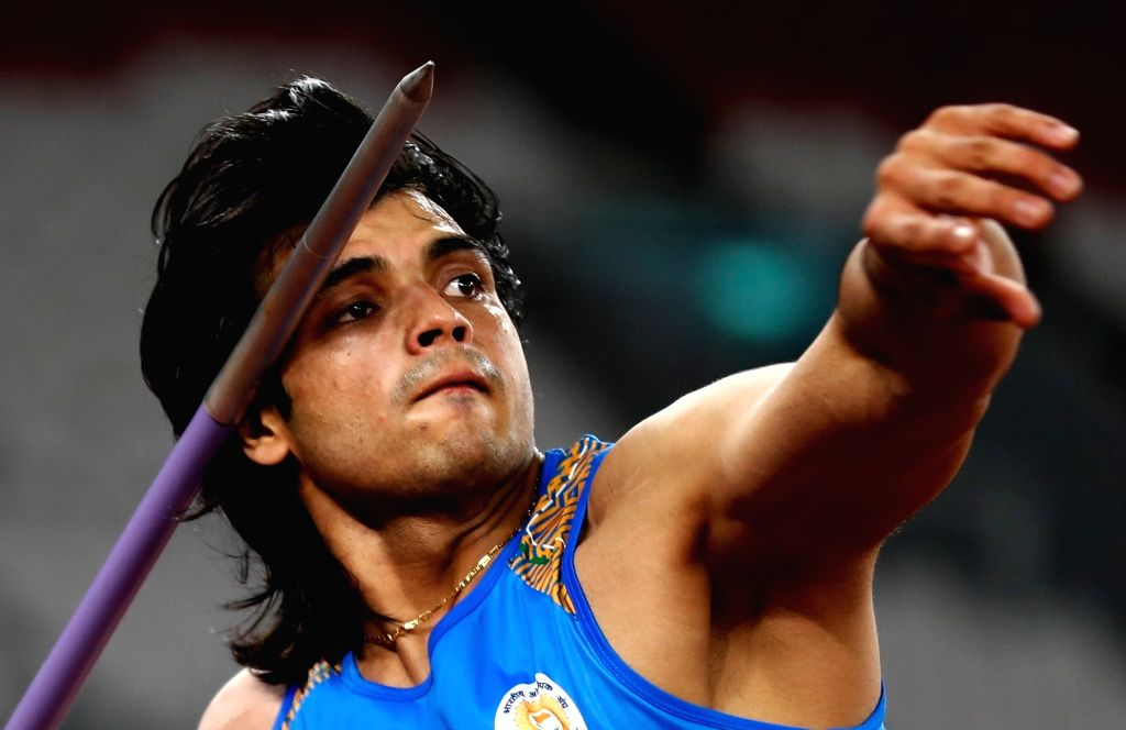 Neeraj Chopra. (File Photo: IANS) - Neeraj Chopra