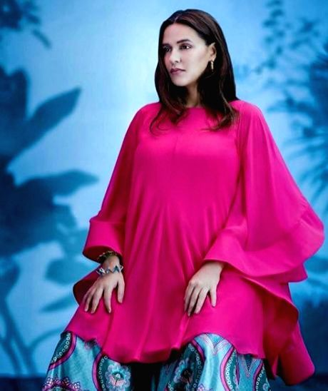 Neha Dhupia: Be kind to yourself and your body. - Neha Dhupia