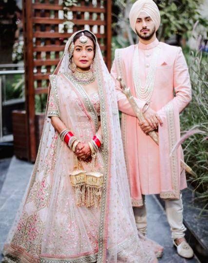 Neha Kakkar adds Mrs Singh to her name on Instagram - Singh
