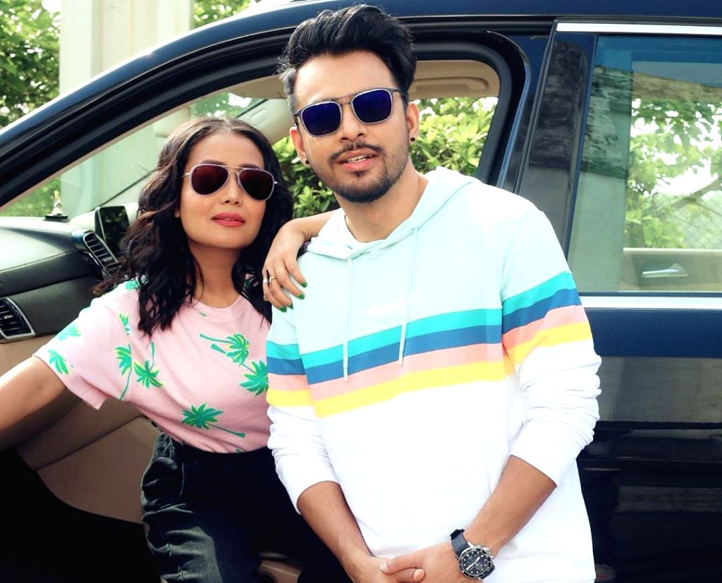 Neha Kakkar: Brother Tony Kakkar challenges me as an artiste.