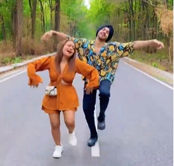 Neha Kakkar, Rohanpreet Singh's new song is about life after marriage ( Credit : Neha kakkar/instagram) - Rohanpreet Singh