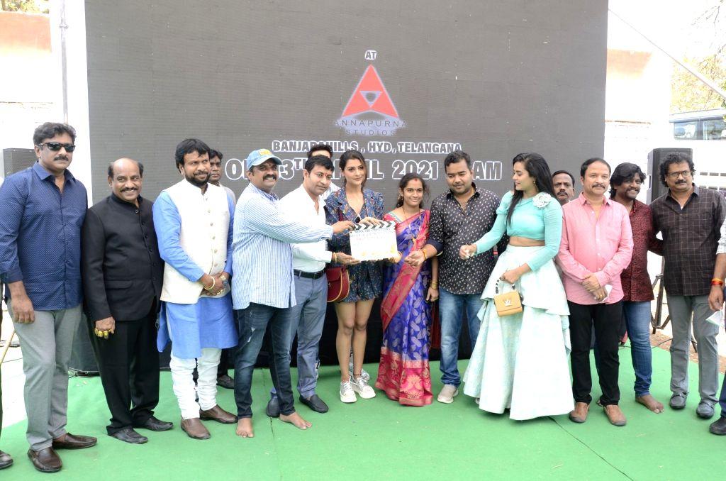 Neha Sri Productions-Seven Hills Production No 2 Opening on Thursday April 13, 2021.