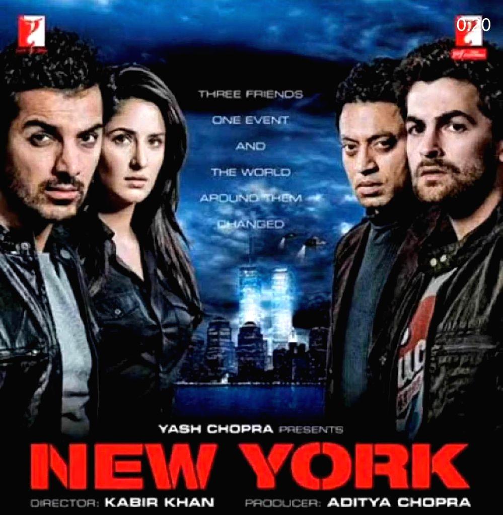 Neil Nitin Mukesh recalls working with Irrfan Khan in 'New York - Neil Nitin Mukesh and Irrfan Khan