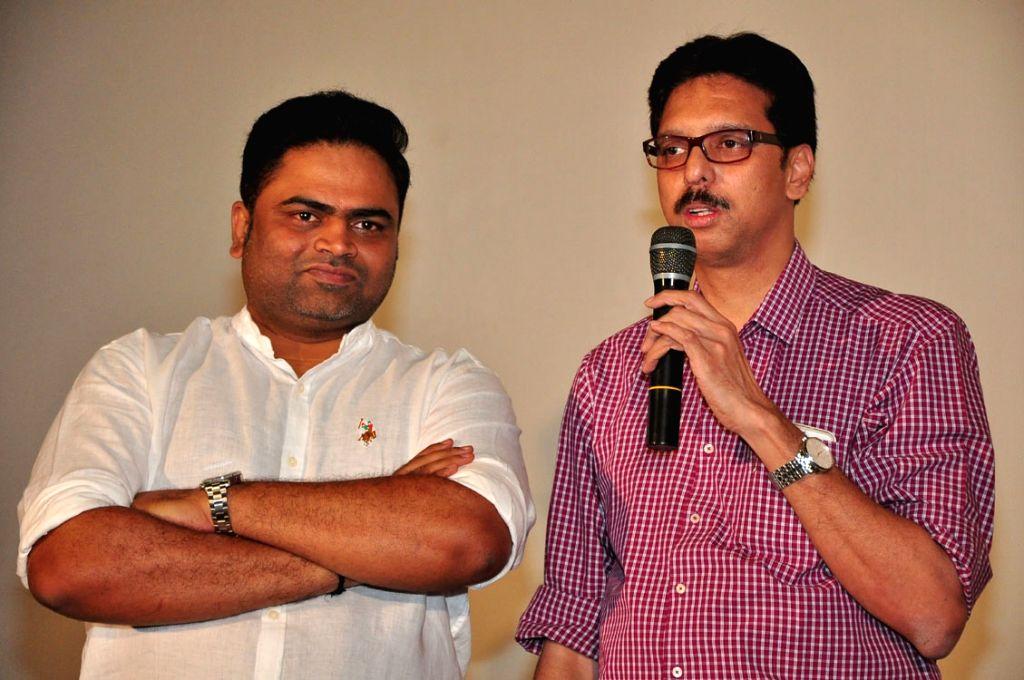 Nenorakam Movie Teaser launch.