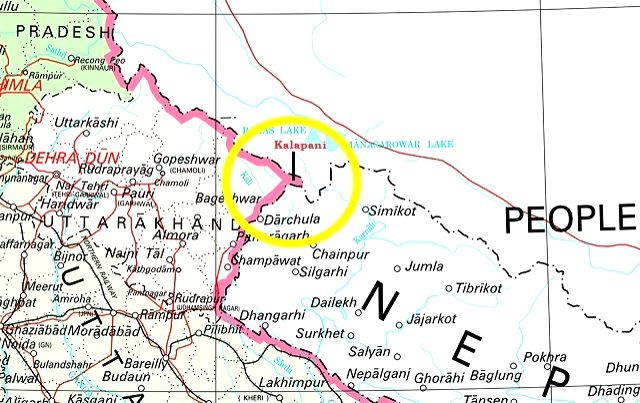 Nepal House of Representative endorses new map which includes Indian territories