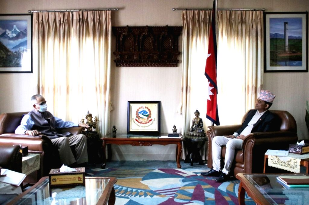 Nepal's new Foreign Minister seeks India's support for Covid vaccines