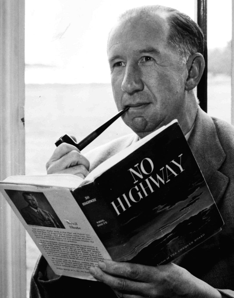 Nevil Shute, a versatile author popular for most of the 20th century