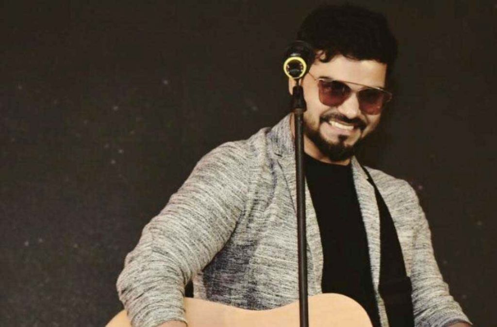 New-age B'wood singer Rahul Pandey on recording for German film. - Rahul Pandey