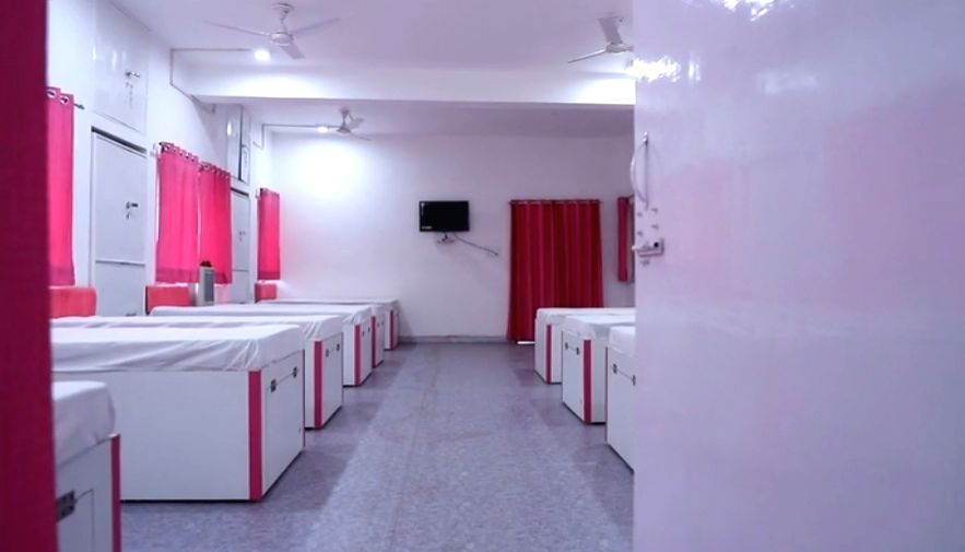New barrack for women cops in UP district.