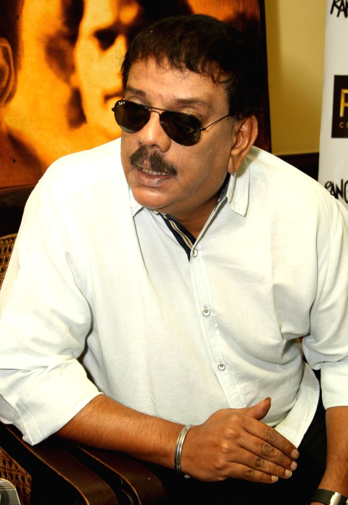 : New Delhi,14 March 2013-Priyadarshan  at a press meet for his film 'Rangrezz', in New Delhi.. .