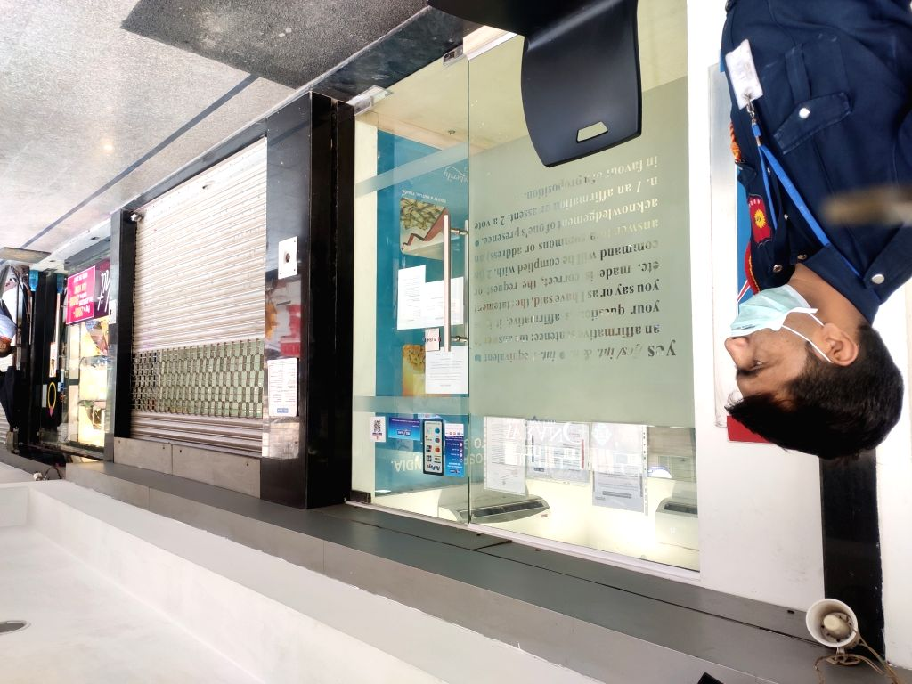 New Delhi: A branch office of Yes Bank after it resumed full-fledged banking operations, in New Delhi on March 18, 2020. There were initial glitches with customers complaining of problems in using online banking services and the mobile app.The 13-day