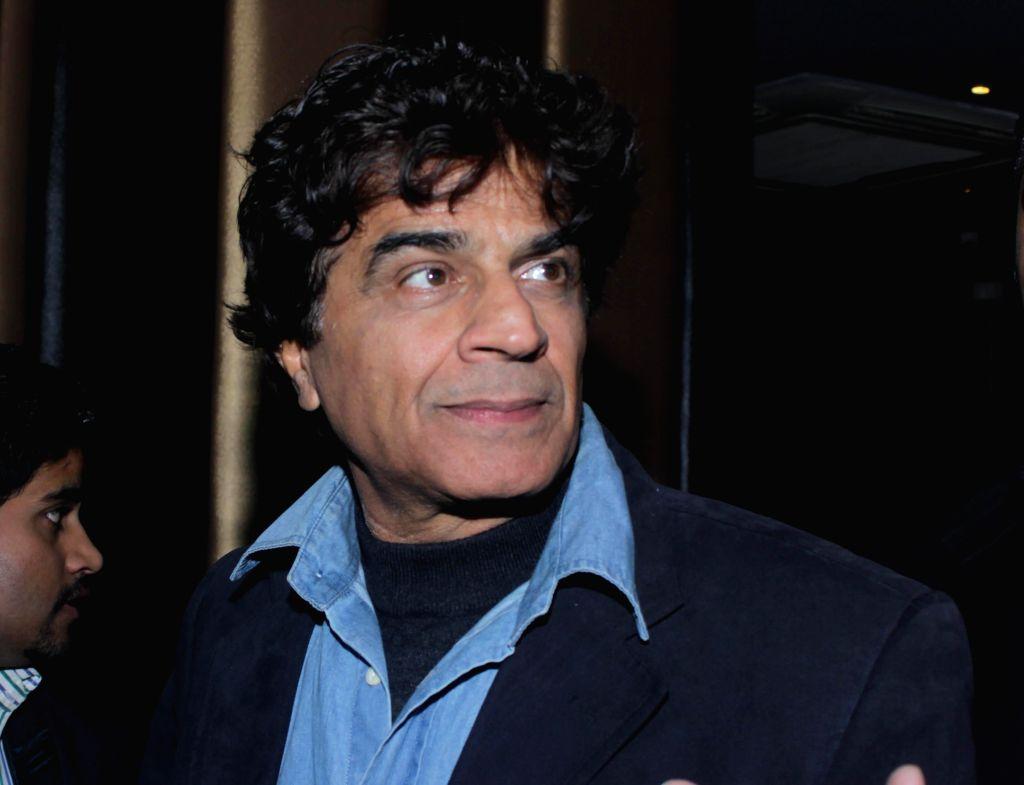 Actor Nassar Abdulla during the launch of a restaurant in New Delhi on Dec 12, 2014. - Nassar Abdulla